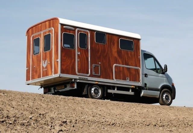 Tonke Wooden Caravans on GlobalGrasshopper.com