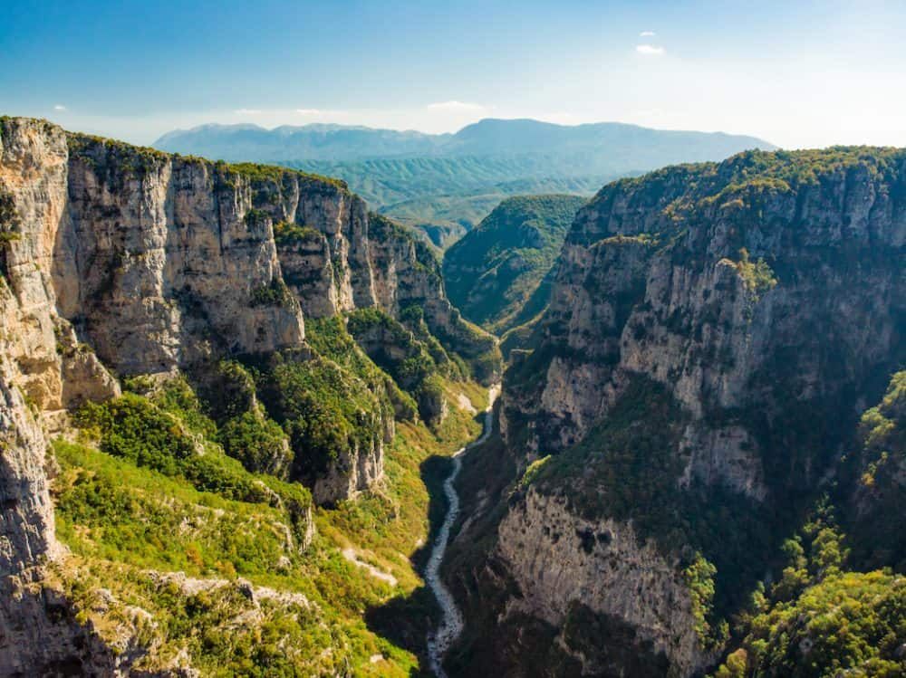 Zagori Greece