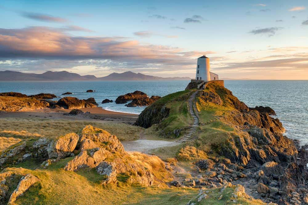 Anglesey - most beautiful islands in the UK