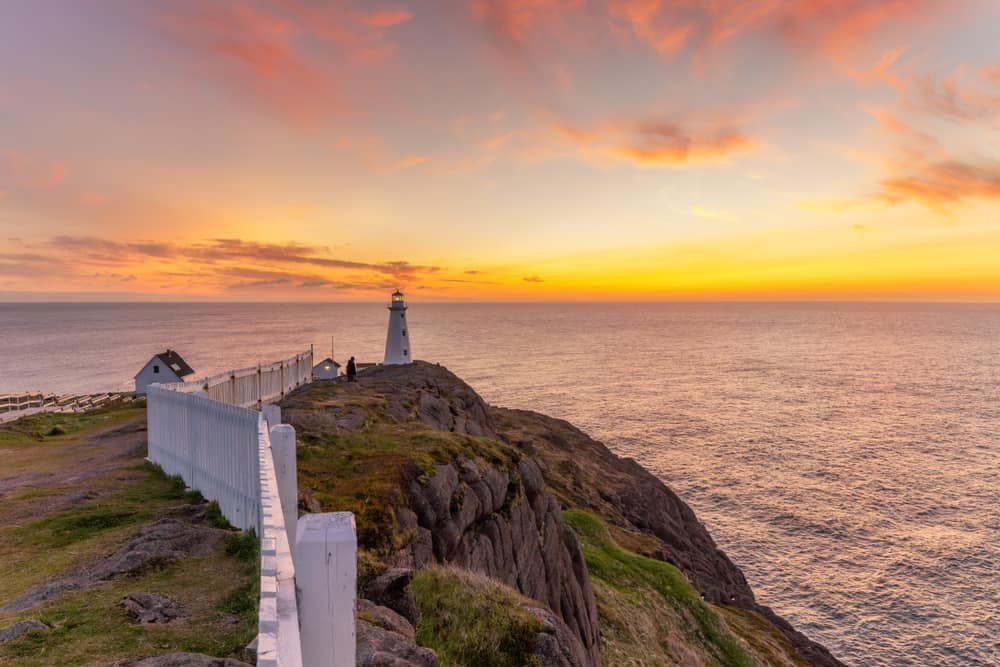 Cape Spear - the best places to visit in Canada
