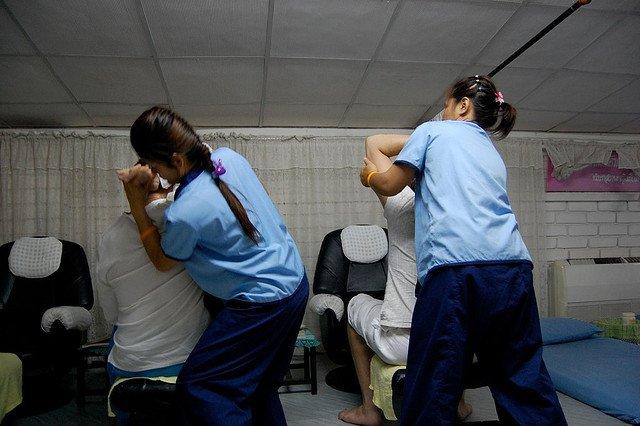 Chiang Mai Prison Massage