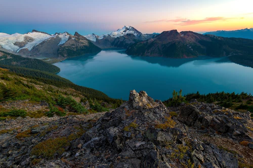 Garibaldi Lake Canada