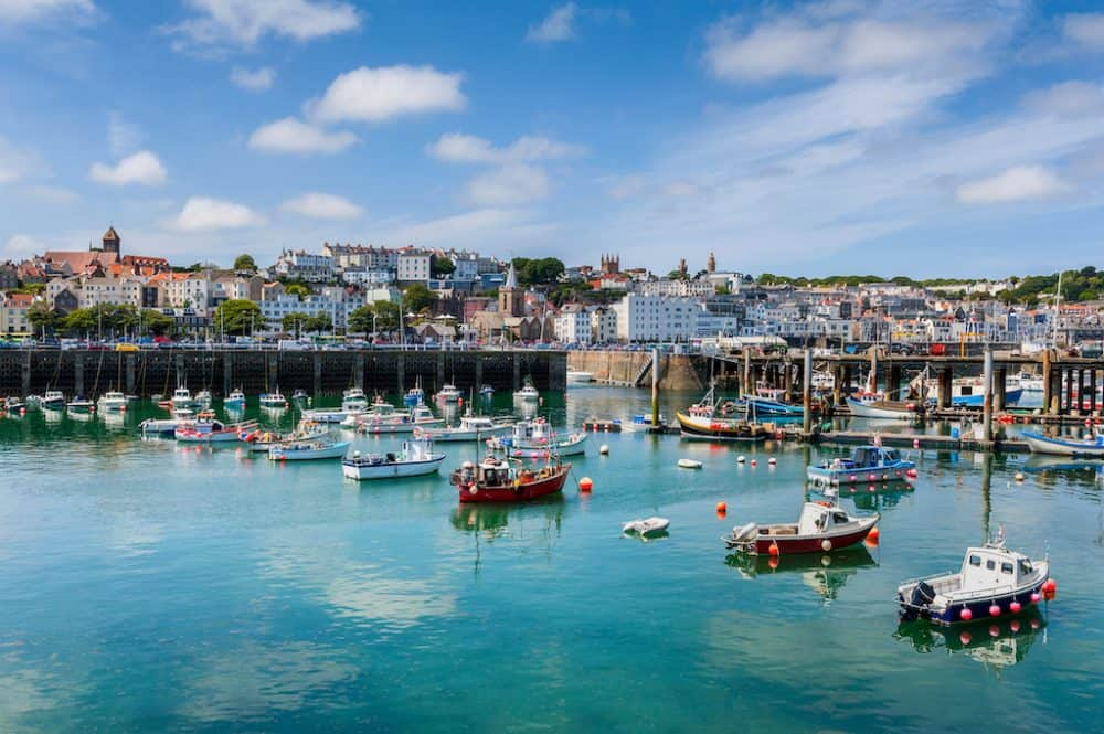 Guernsey - great islands near the UK