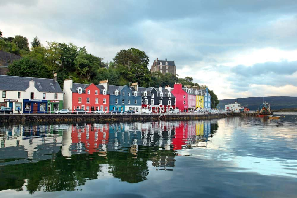 Isle of Mull - best UK islands