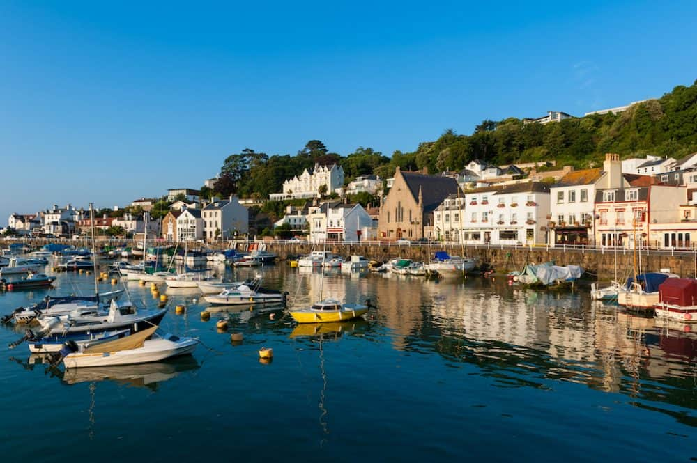 Jersey - best UK islands