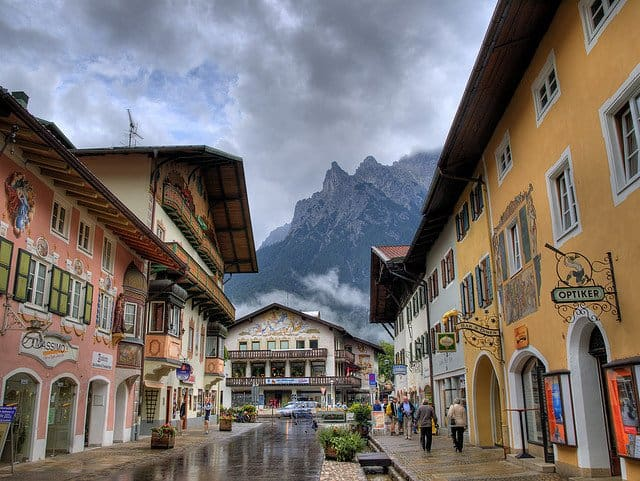Mittenwald Germany - prettiest villages in Europe on GlobalGrasshopper.com