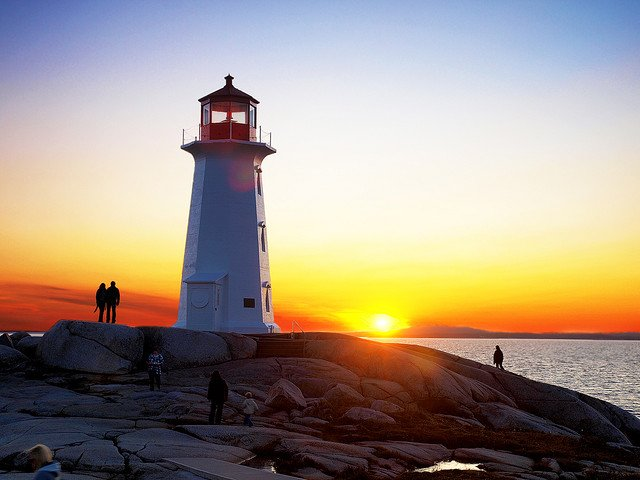 NOVA SCOTIA - most beautiful places to visit in Canada on GlobalGrasshopper.com