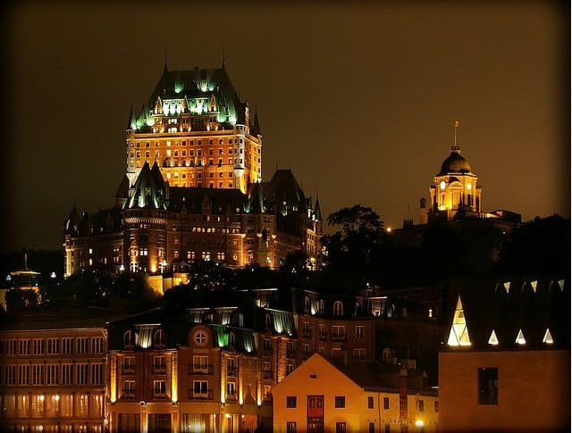 Quebec City - most beautiful places to visit in Canada on GlobalGrasshopper.com