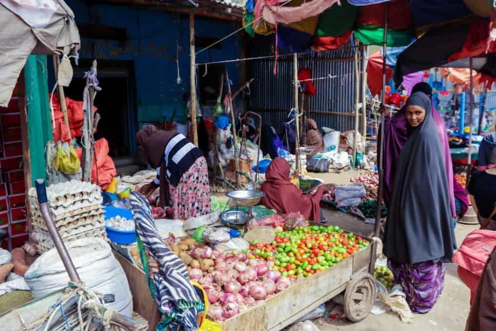 Somaliland - travel destination