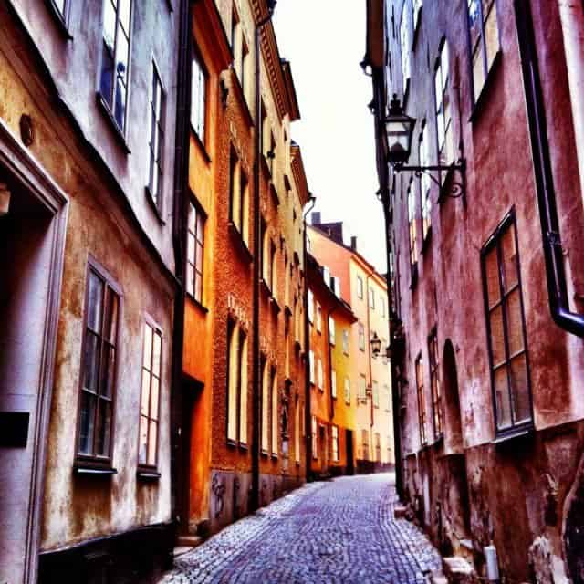 Stockholm Streets - Scandinavia tour on GlobalGrasshopper.com