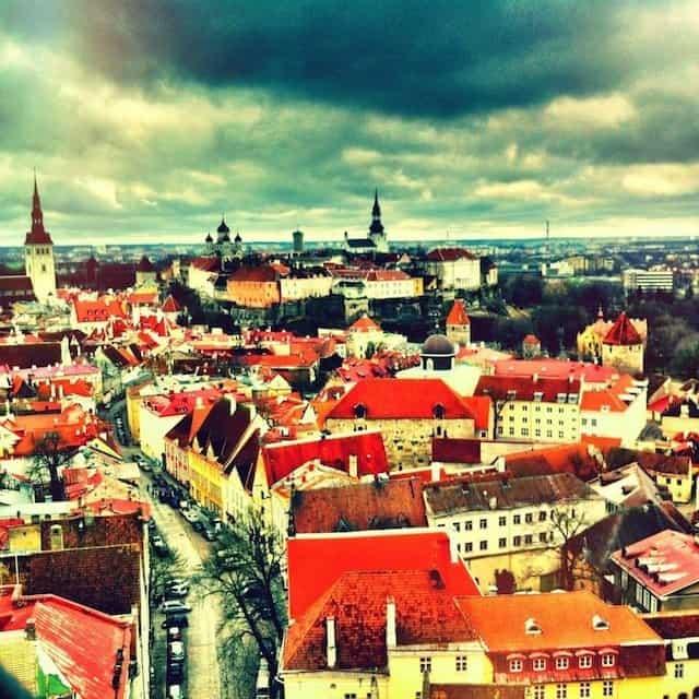 24 hours in Tallinn Global Grasshopper