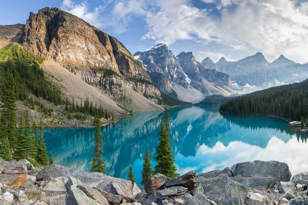 Instagrammable shots in Canada