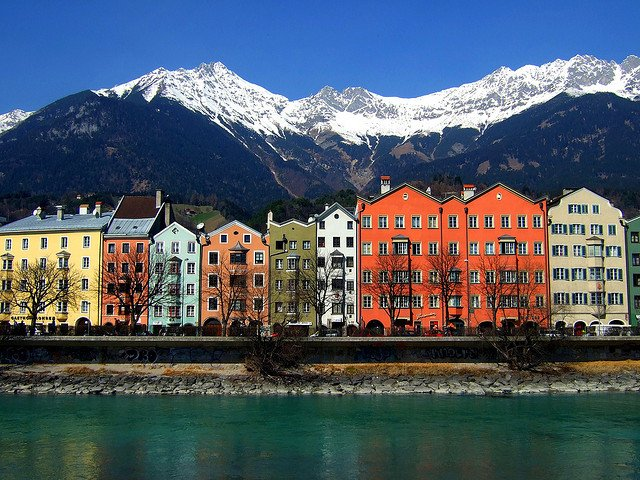 Innsbruck - beautiful places in Austria on GlobalGrasshopper.com