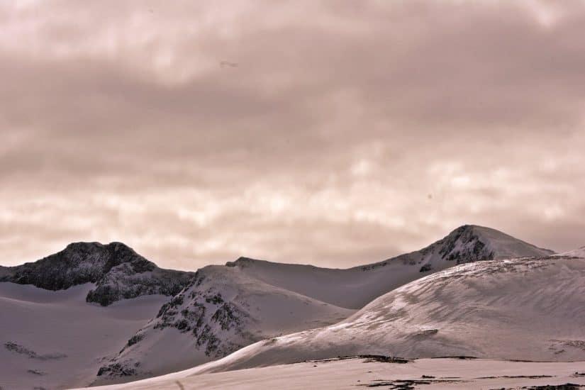 Sweden mountains