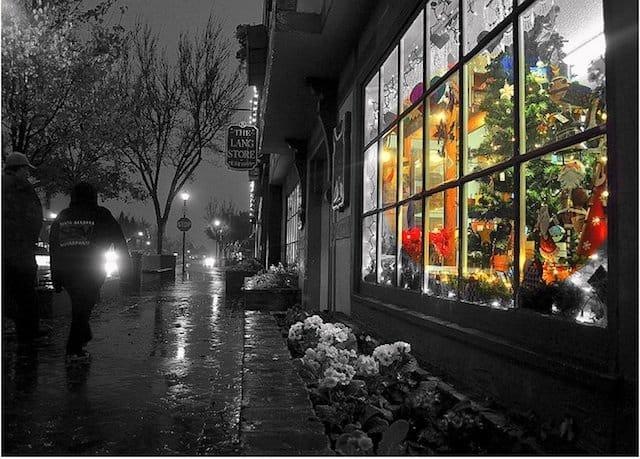 Christmassy Destinations