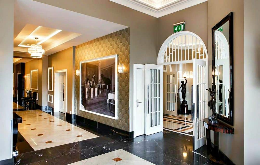 Hotel Borg - a chic and elegant Art Deco-inspired boutique hotel