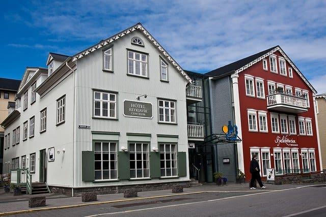 Hotel Reykjavik Centrum - cool and unusual hotels in Reykjavik on GlobalGrasshopper.com