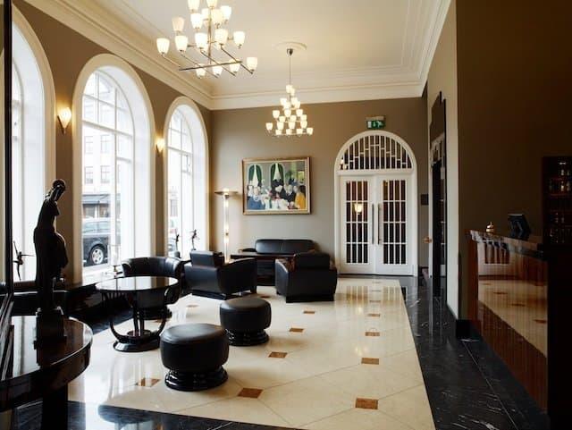 Hotel Borg Iceland on GlobalGrasshopper.com
