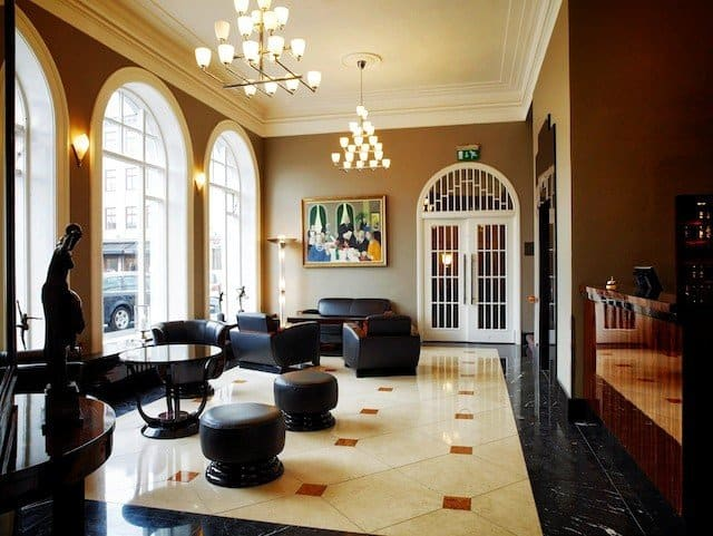 Hotel Borg - cool hotels Reykjavik