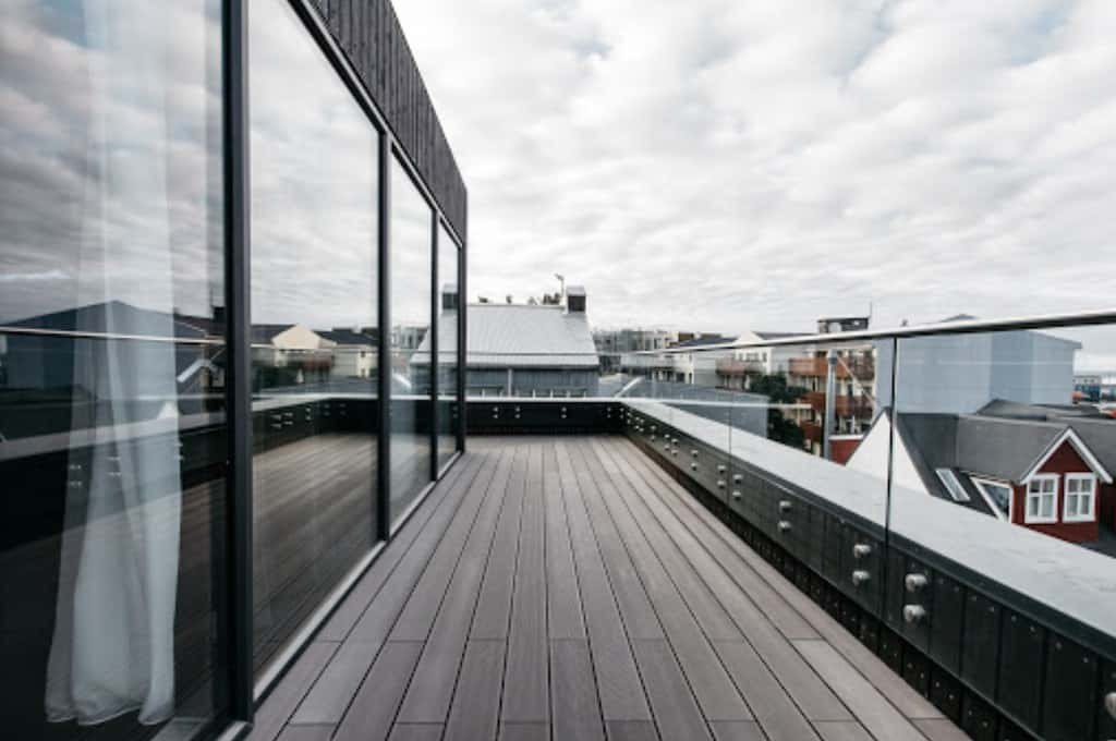 Hotels with great views in Reykjavik