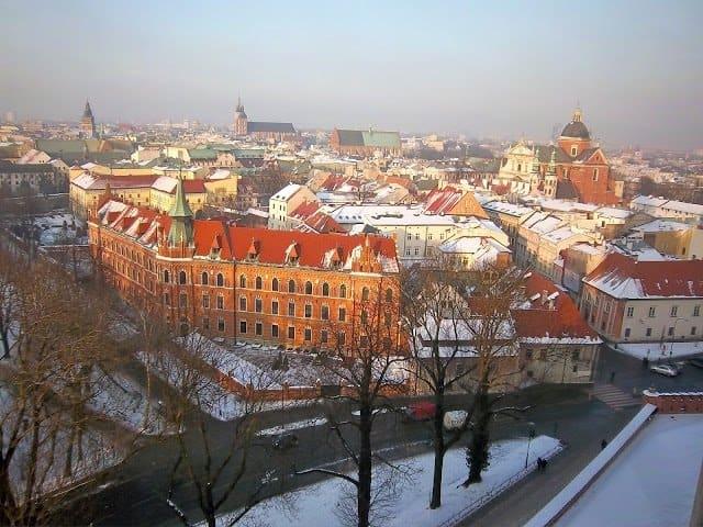 Krakow Christmas