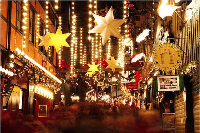Most Christmassy Destinations