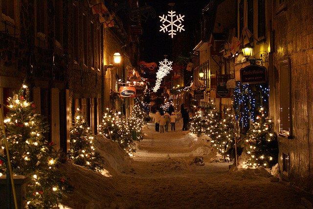 Quebec Christmas