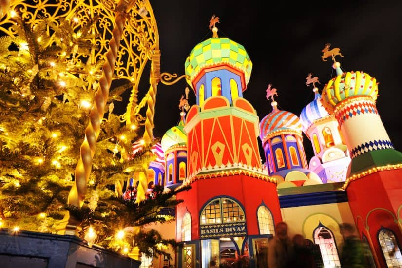 Top 10 of the world's most Christmassy destinations