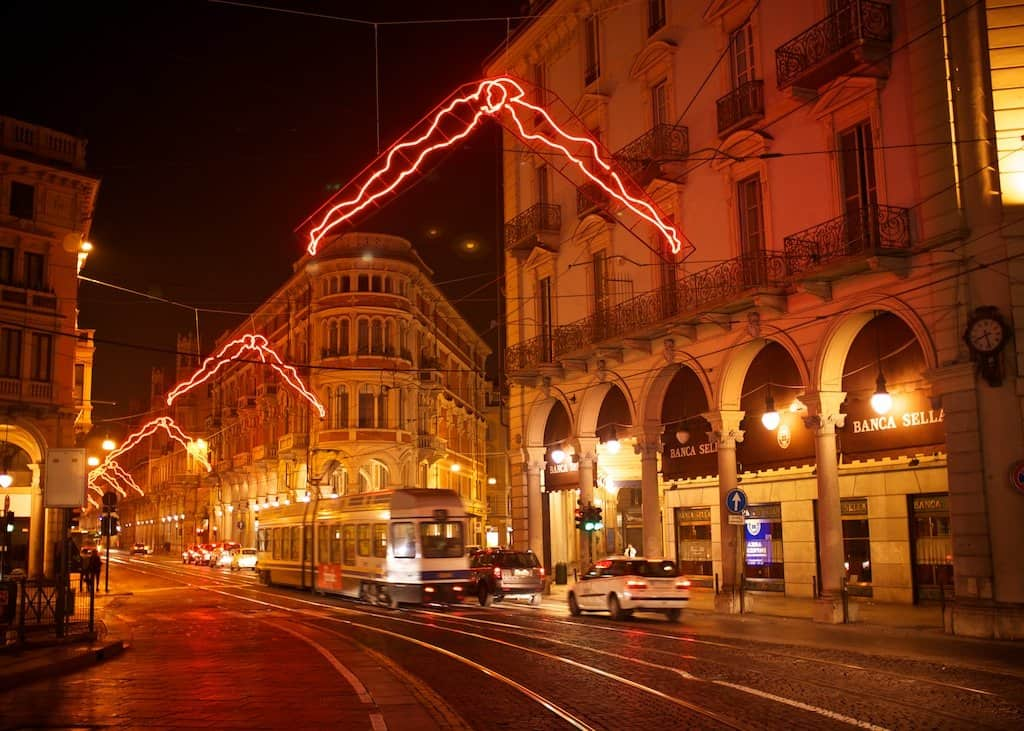 Turin City Centre