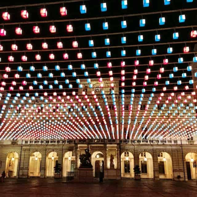 Turin Light Exhibition