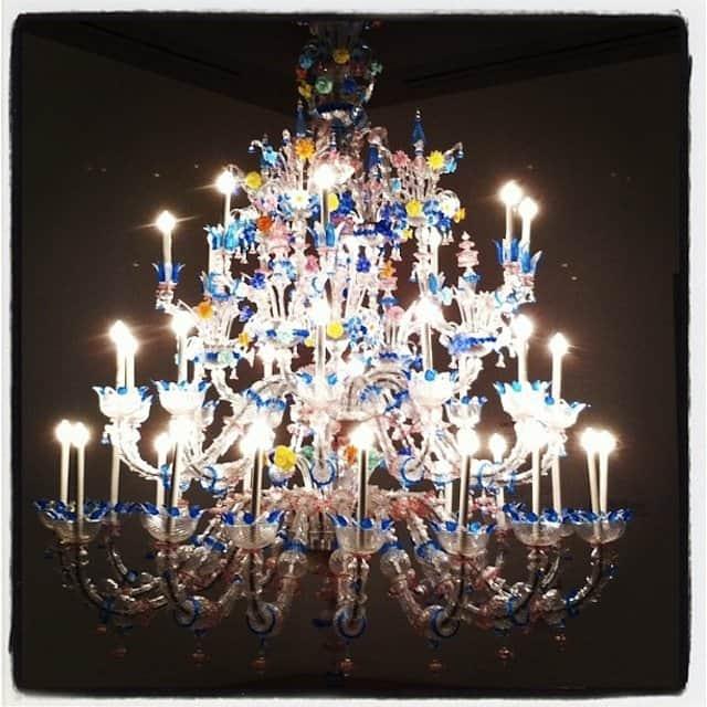 chandelier art London art Tate Britain