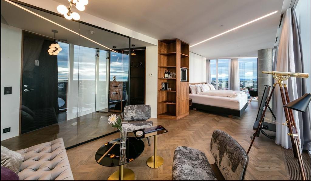 chic hotel Reykjavik