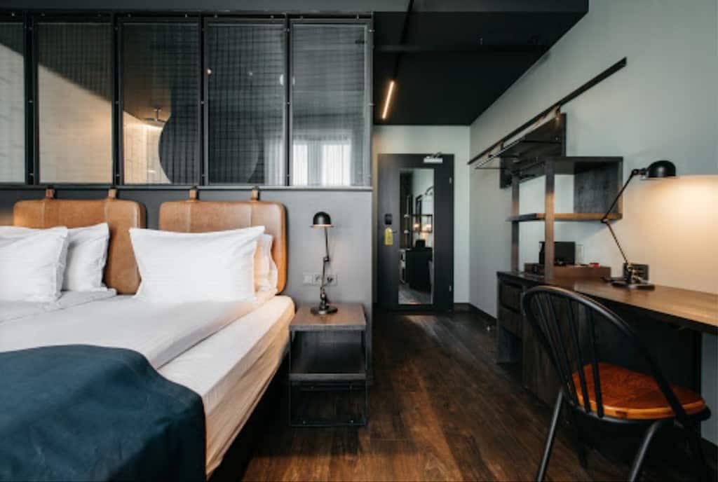 Design hotel in reykjavik