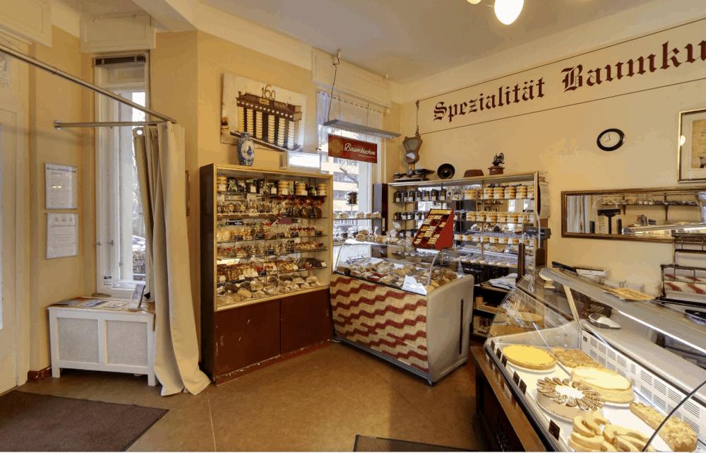 Cafe Buchwald, Berlin