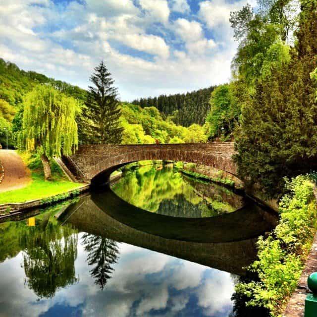 Esch-sur-Sure Luxembourg