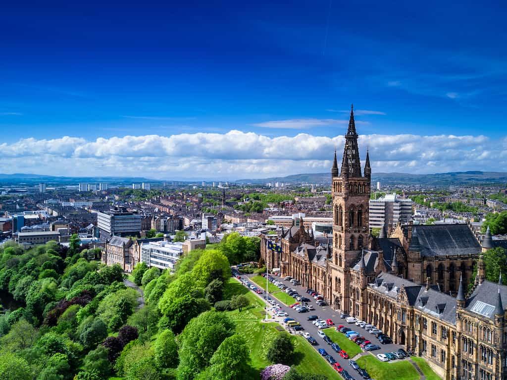 Glasgow - what to do when it rains
