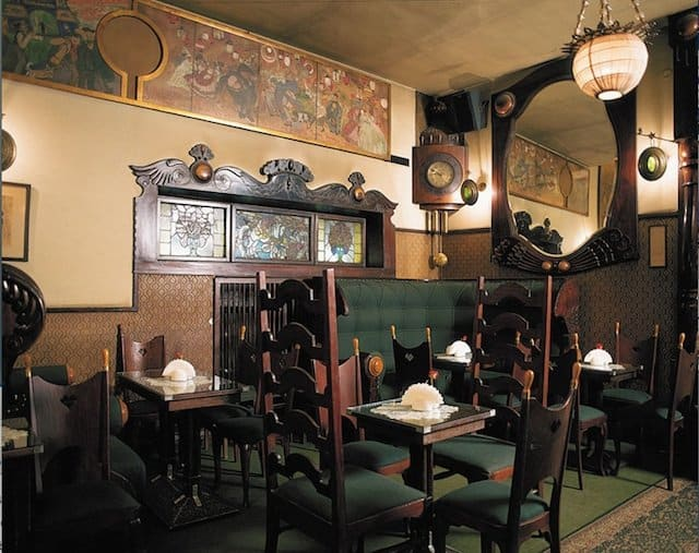 Historic cafe Krakow