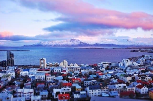 Reykjavik - best places to visit in Iceland