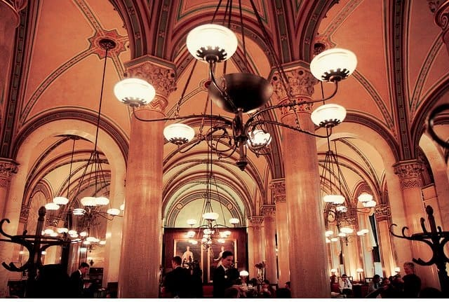 best historic cafe in Vienna