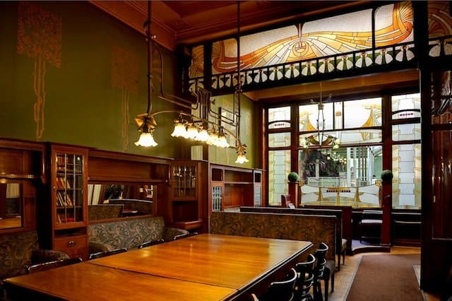 best historic cafes Belgium