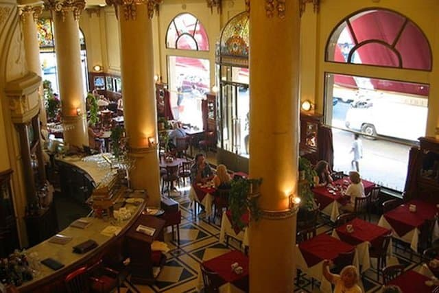 best historic cafes in Italy
