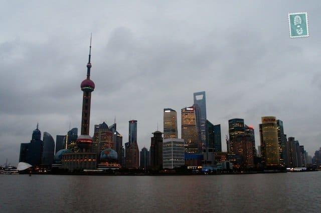 Glamorous Shanghai