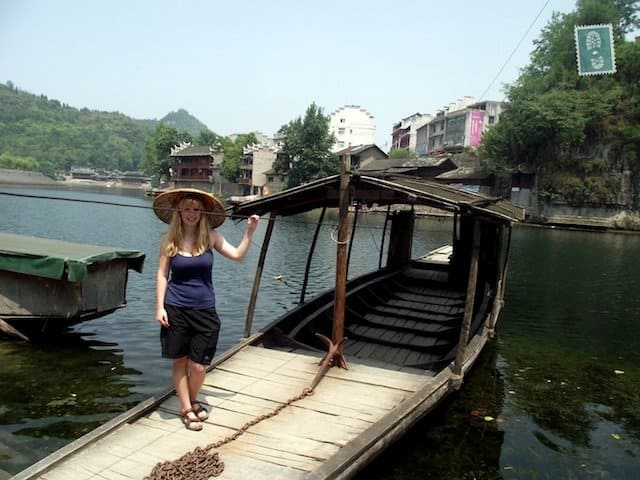 Living like a local for a while in Bian Cheng