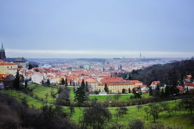 Prague Monastery