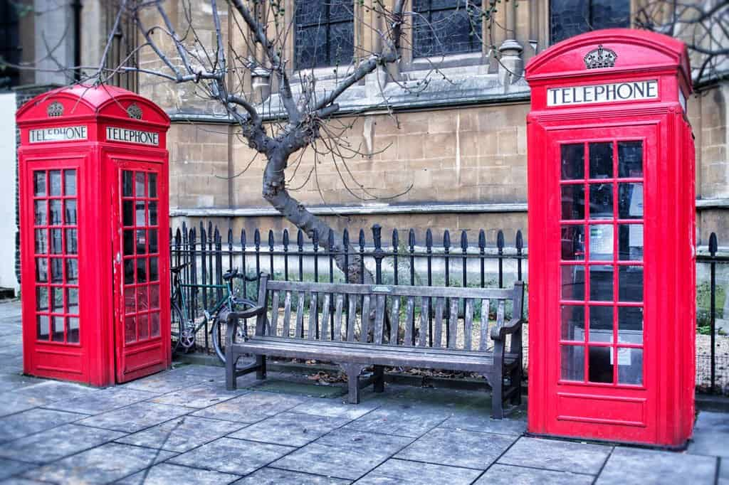 Telephone Boxes on GlobalGrasshopper.com