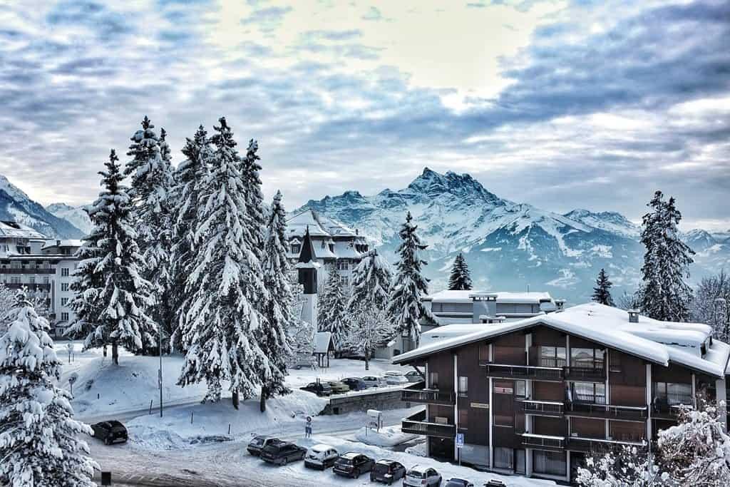 Tesco Bank ski index