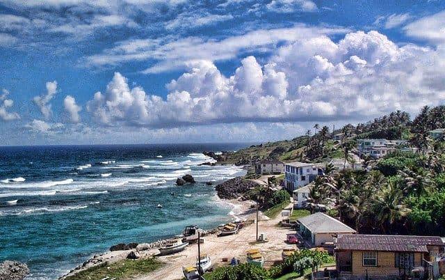island hopping Caribbean