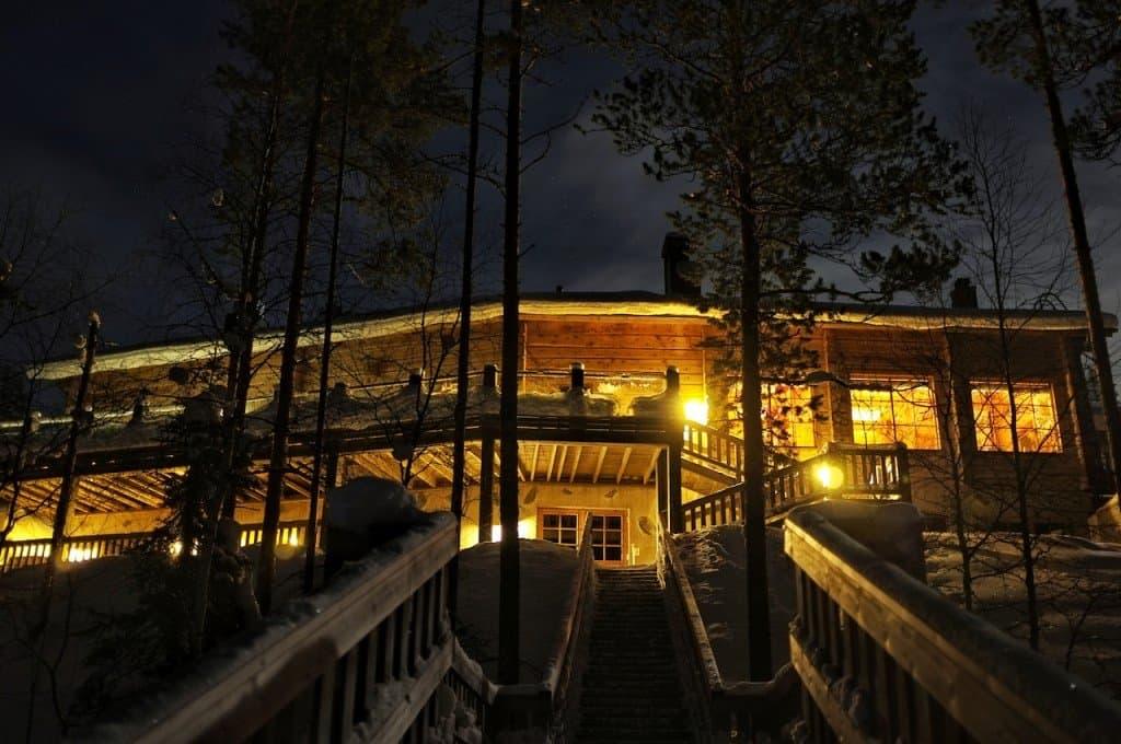 Base Camp Finnish Lapland
