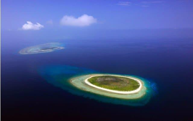 China islands