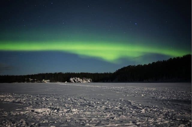 Finland Northern Lights